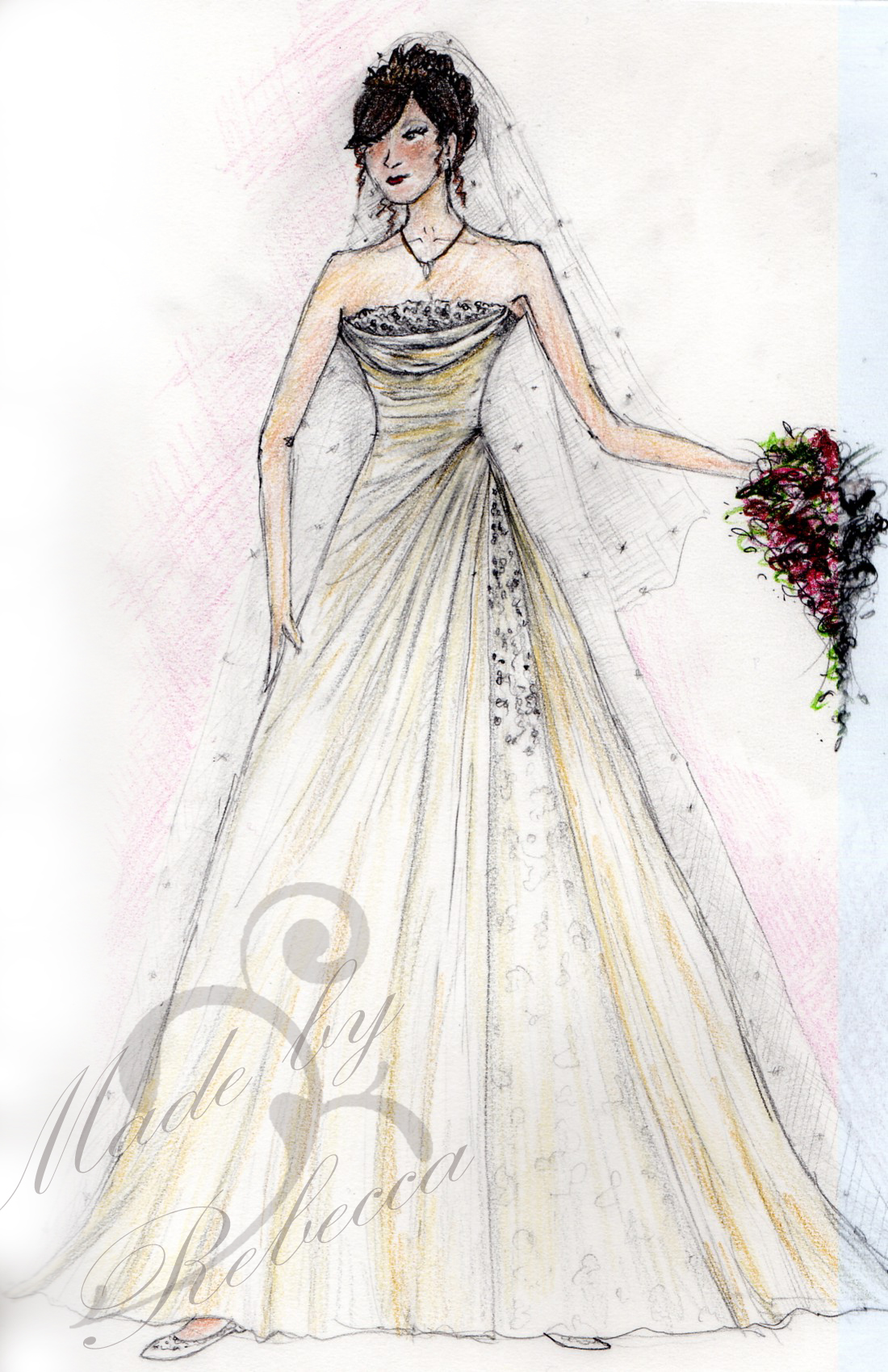 Design your own wedding dress games for free for Design ur own wedding dress